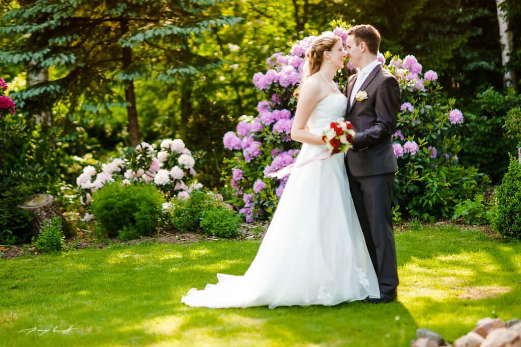 Brautpaar Fotograf Wulfsen Hochzeitsfotografie