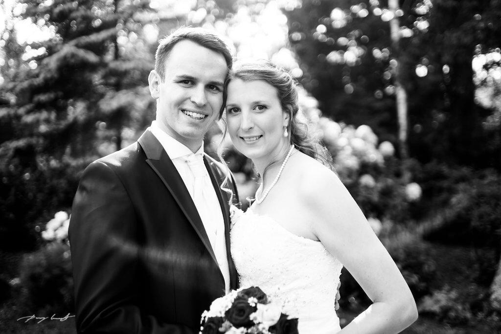 Brautpaar Pärchen Hochzeit Jawort Fotografie Gasthaus Große