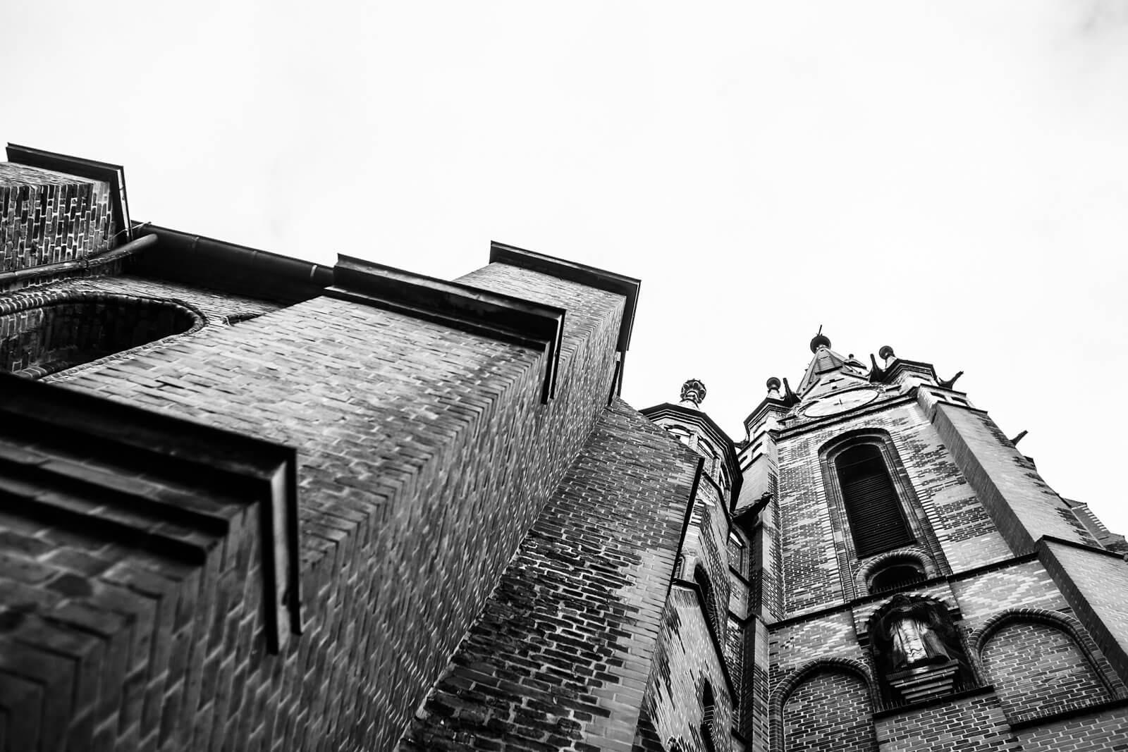 Kirche St.Marien Hohzeitsfotografie Winsen Luhe