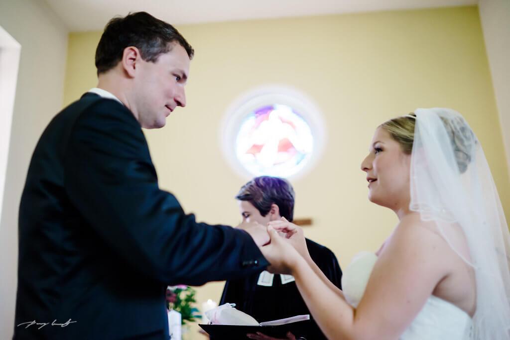 Braut Bräutigam Hochzeit Jawort Martin Luther Fotos