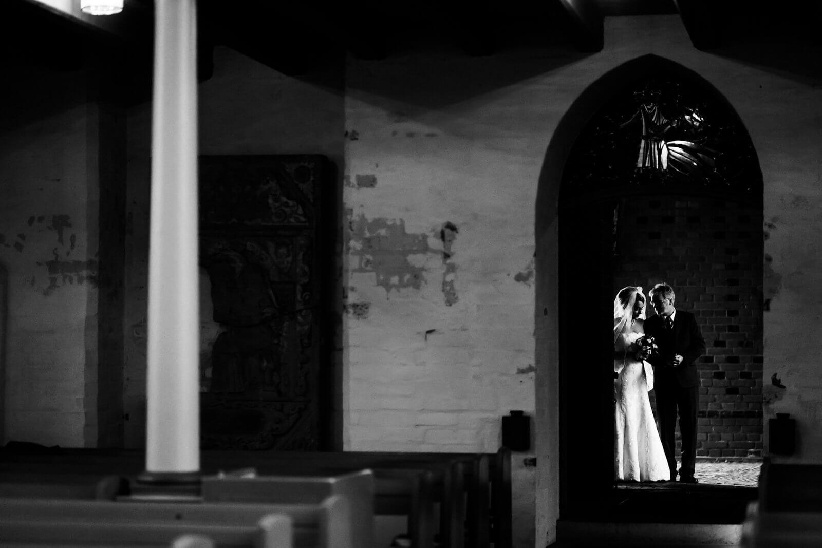 Trauung Braut Kirche Winsen Fotograf