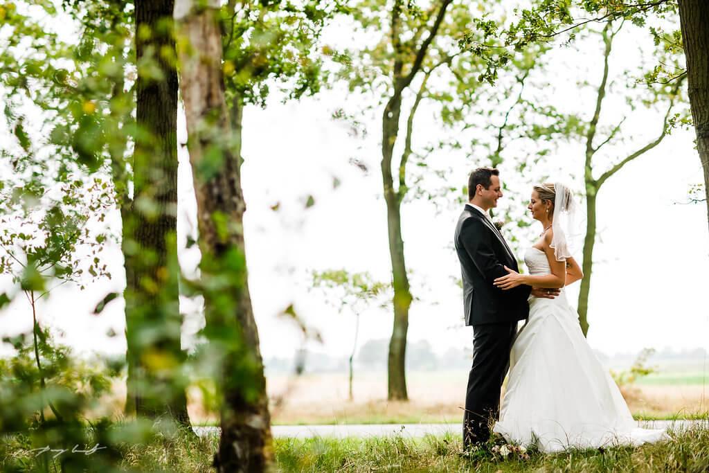 Brautpaar in Bardowick Hochzeitsfotografie