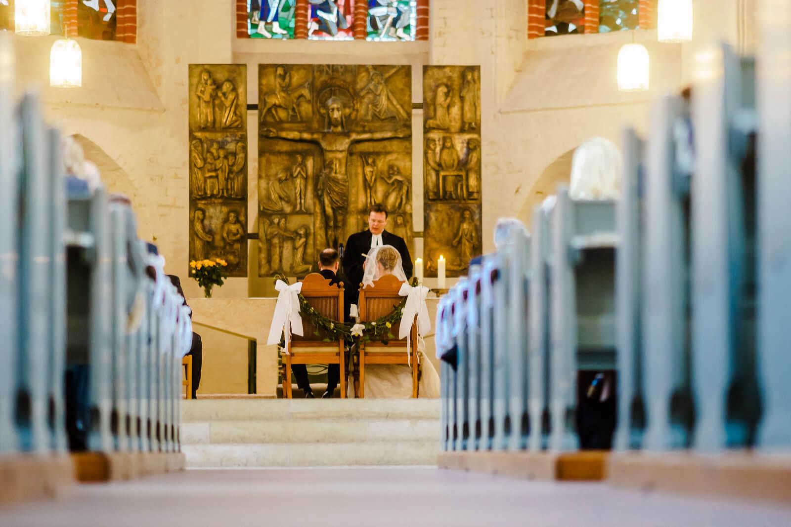Hochzeit Kirchliche Trauung St.Marien