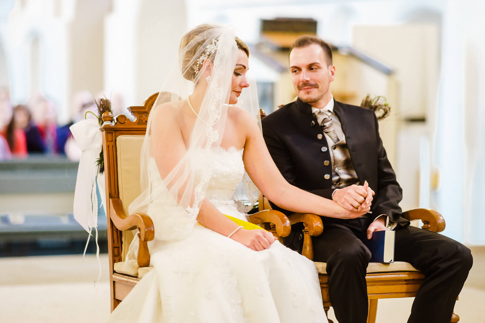 Trauung Jawort Bund der Ehe Hochzeitsfotografie