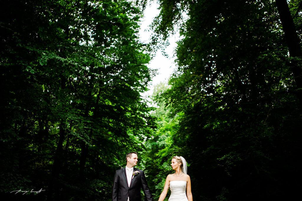 Brautpaar Shooting Hochzeitsfotografie