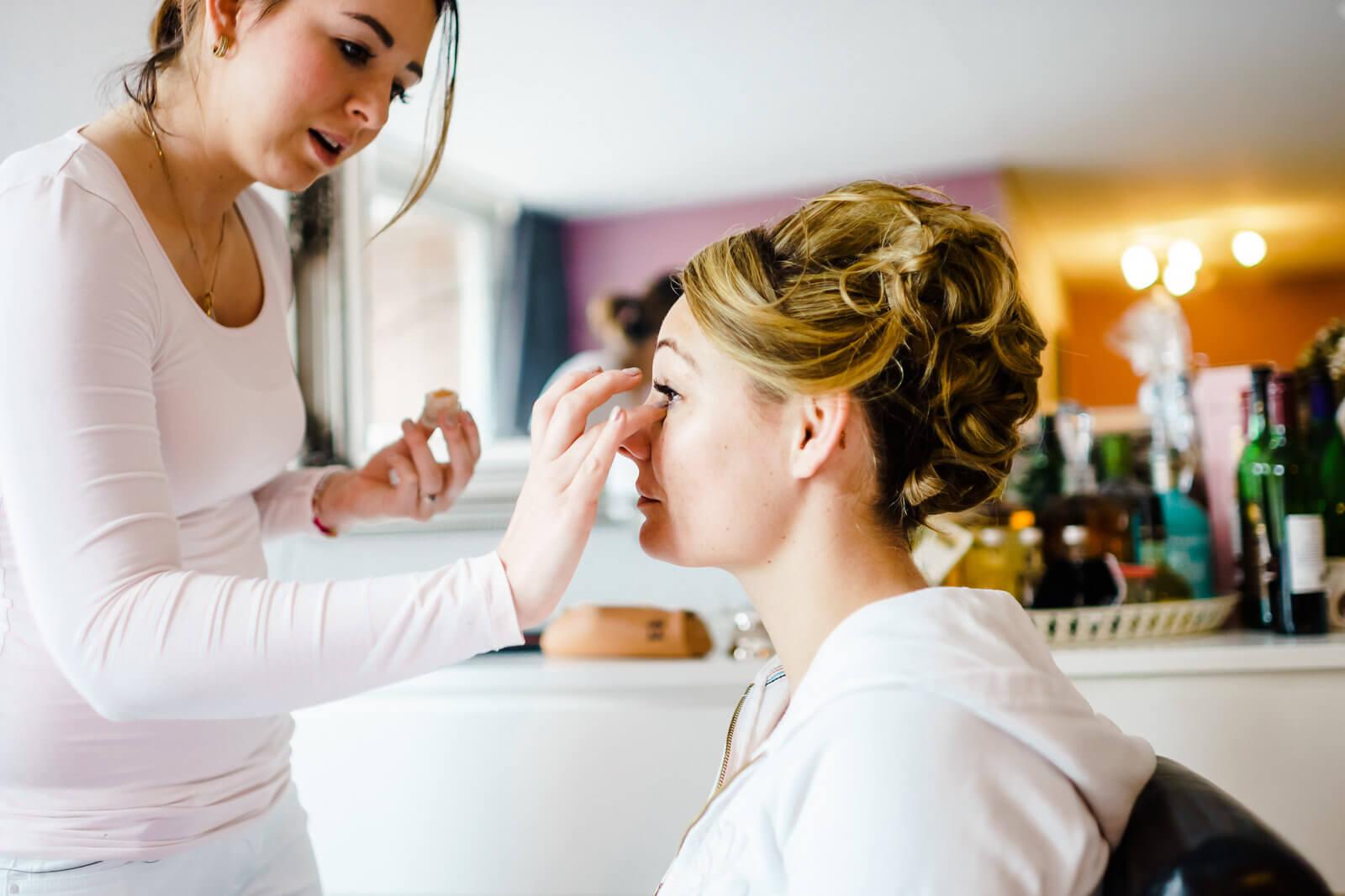 Vorbereitung Hochzeit Fotograf Winsen