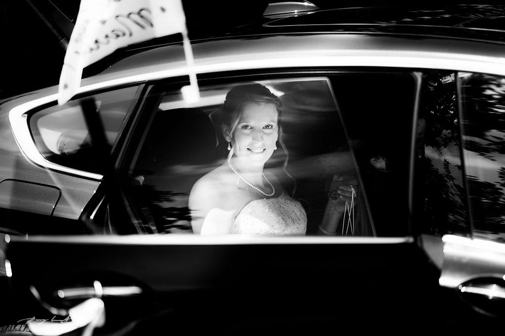 Braut Auto Hochzeit Hochzeitsfotograf Pattensen