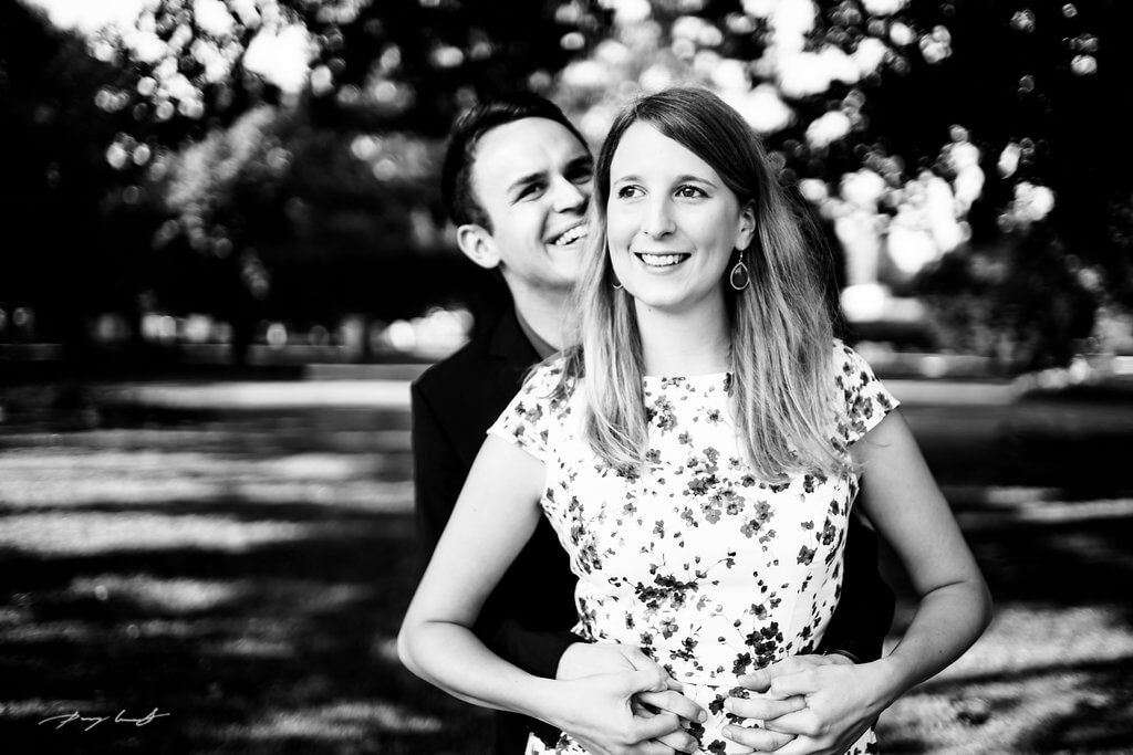Engagement Fotografie Winsen Luhe Fotoshooting