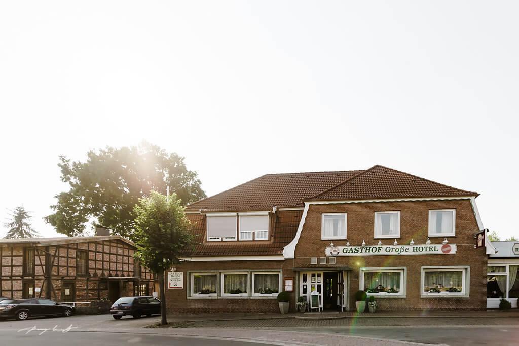Gasthof Große Hochzeitsfeiern Hotel in Wulfsen