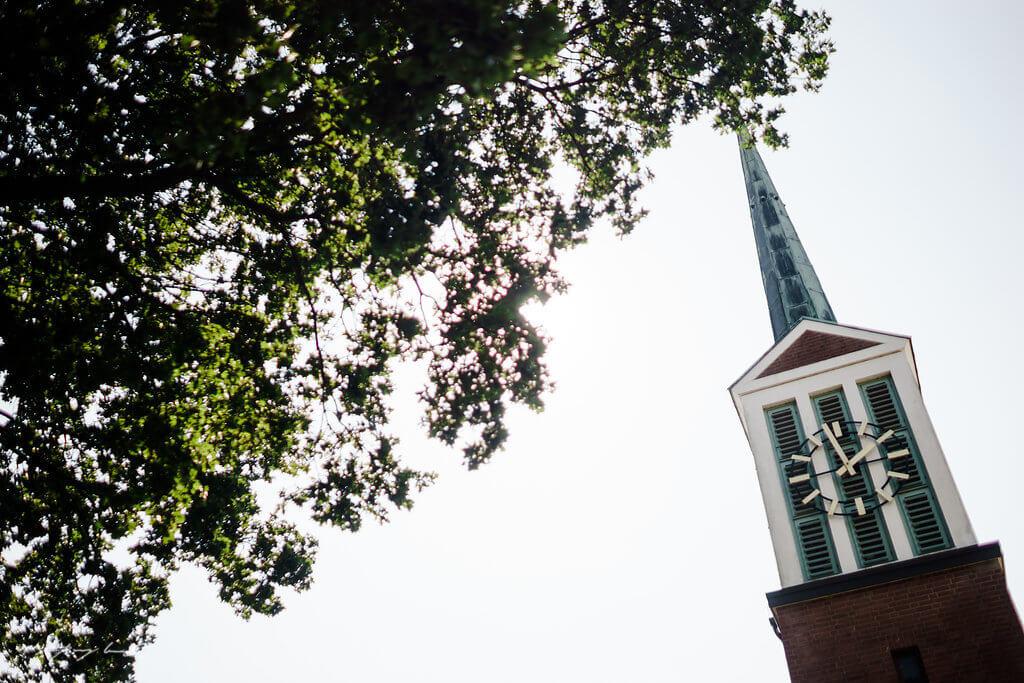 Kirche in Flegenberg Hochzeitsfotograf Hochzeitsfotos