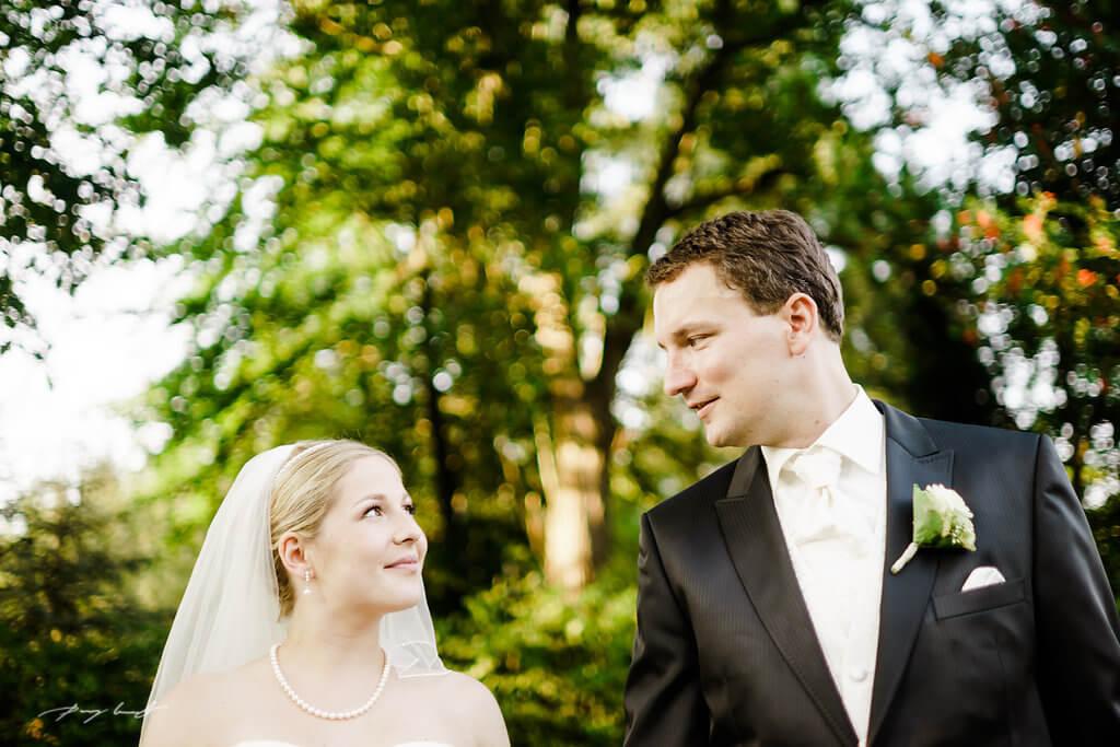 Braut und Bräutigam Paarshooting Wulfsen
