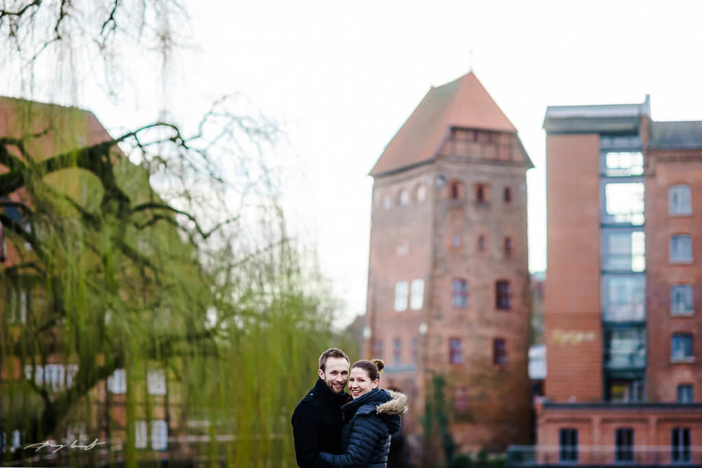 Pärchen Lüneburg Paarshooting Fotograf