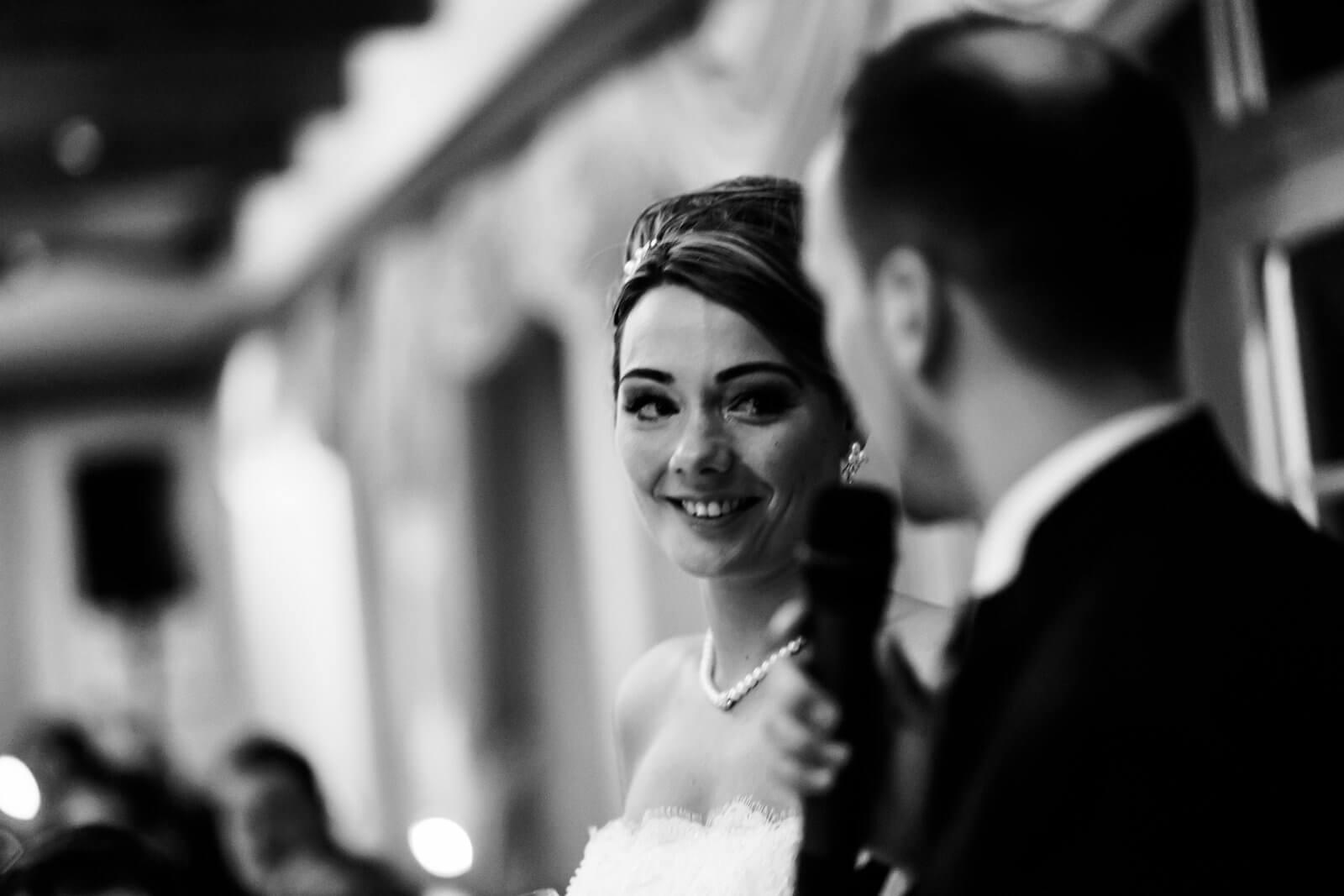 Braut und Bräutigam Hochzeitsfeier in Egestorf