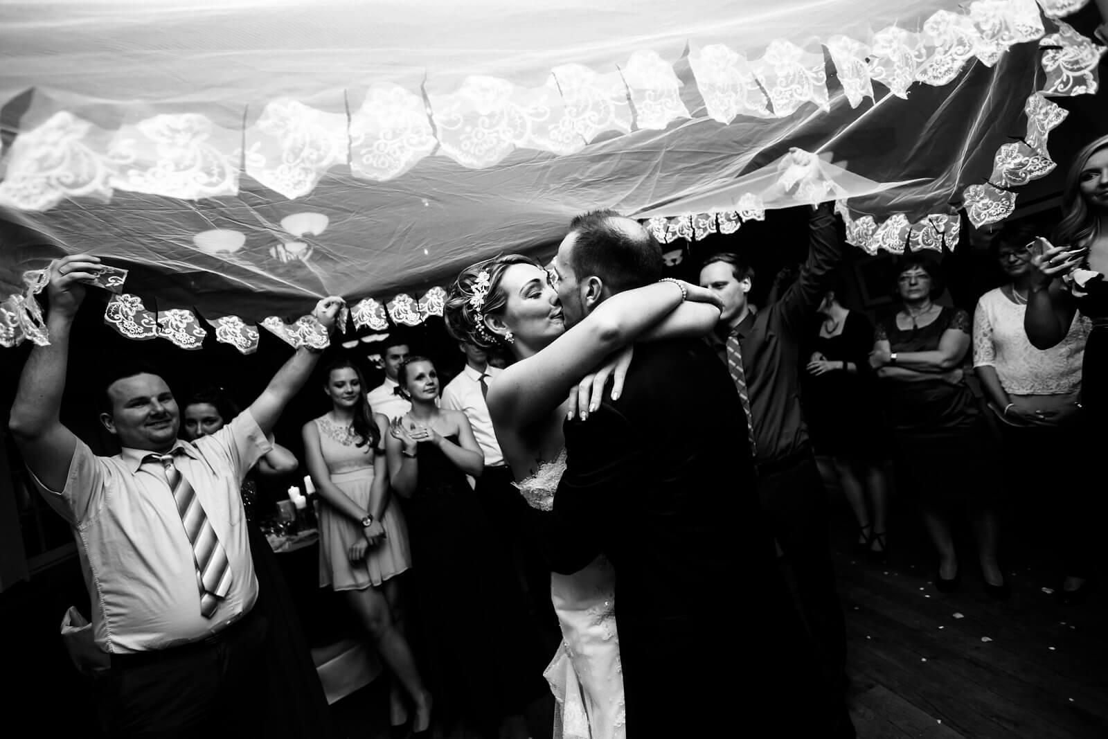 Party Gäste Brautpaar egestorf