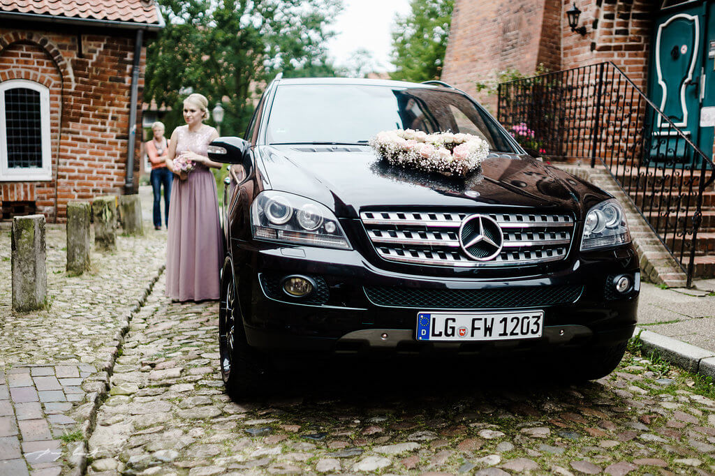 brautwagen hochzeit fotograf heiraten hochzeitsreportage trauung