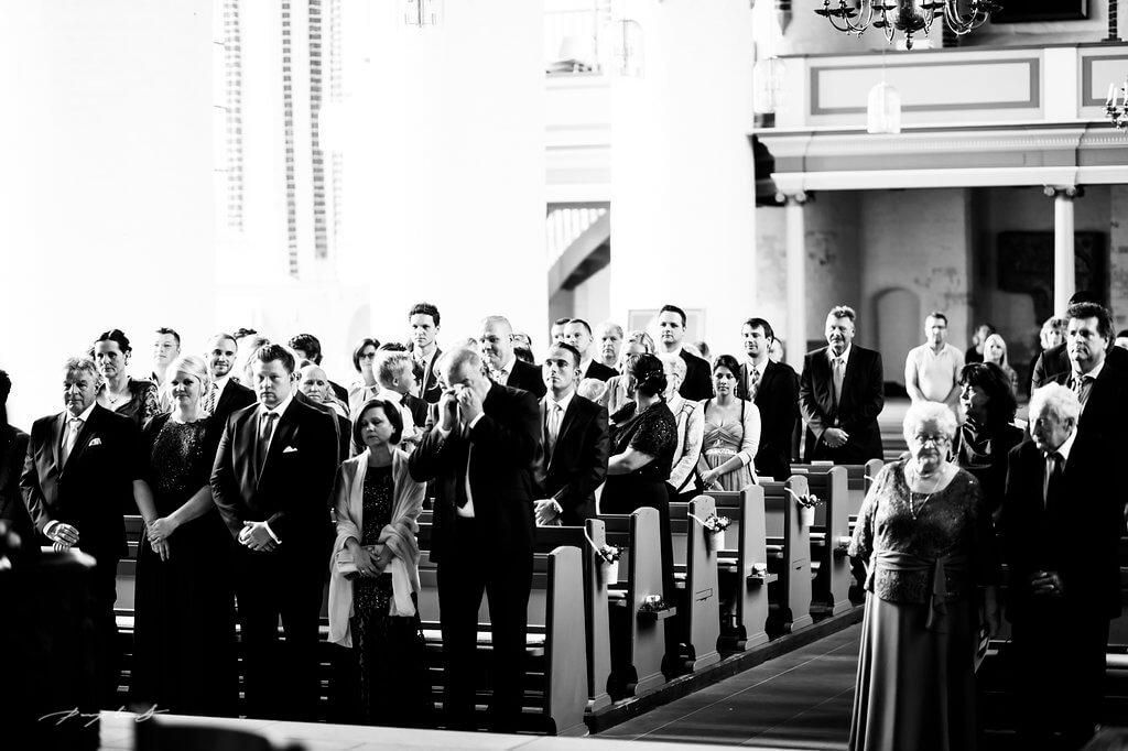 hochzeitsgesellschaft kirche trauung st. marien winsen hochzeitsreport