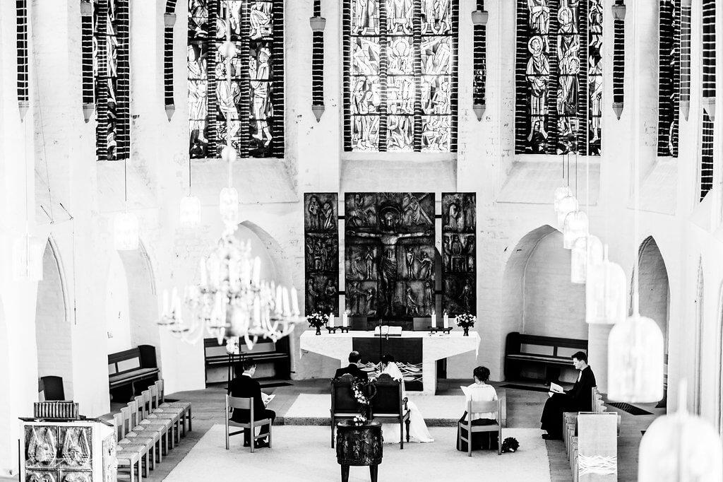 kirche trauung hochzeitsfotograf st. marien kirche winsen