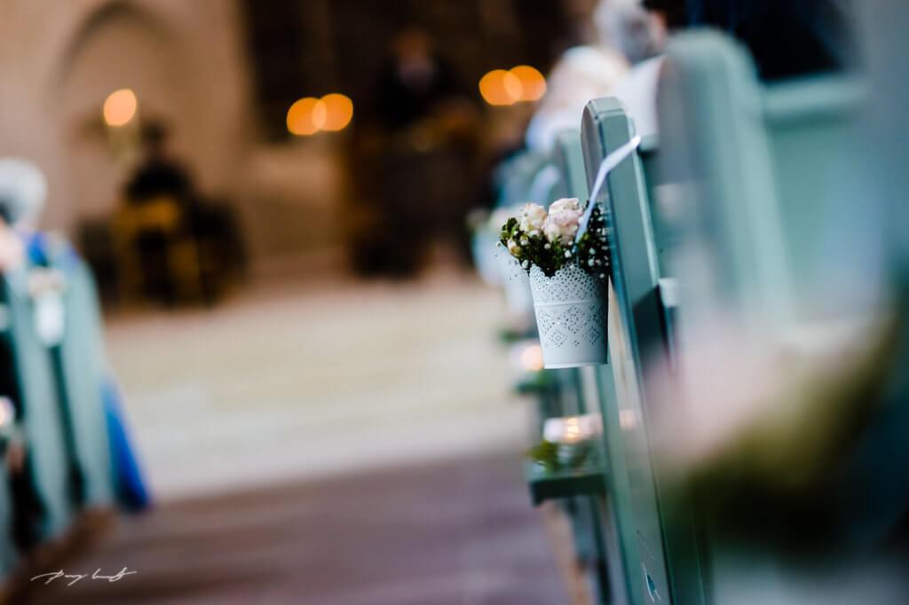 blumen trauung hochzeit st. marien kirche winsen fotografie