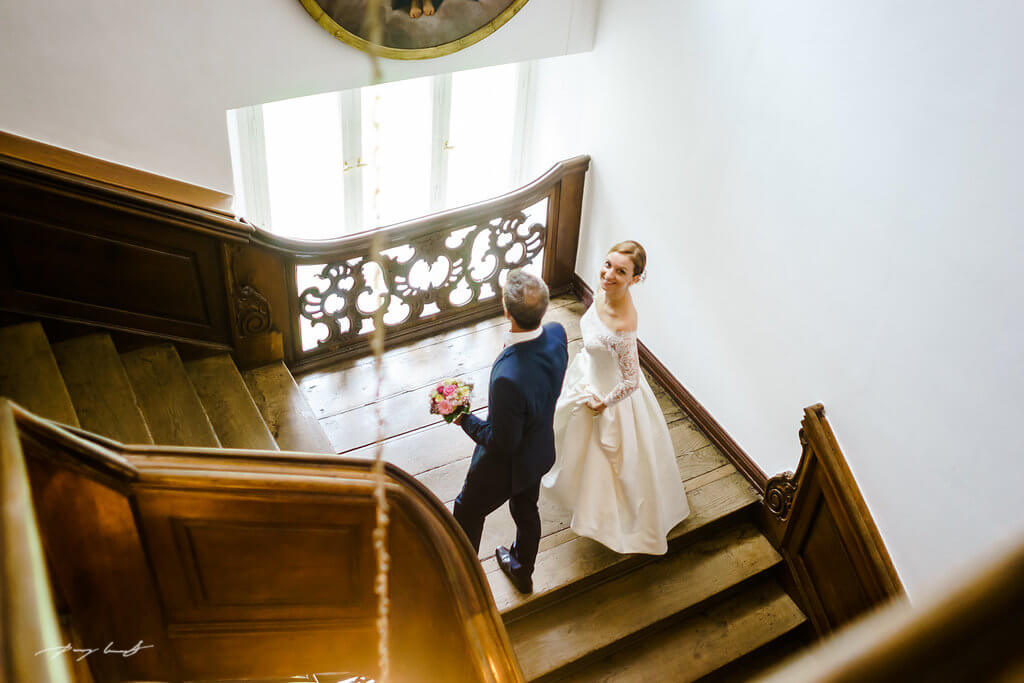 treppe im schloss ahrensburg hochzeit im schloss fotografie ahrensburg