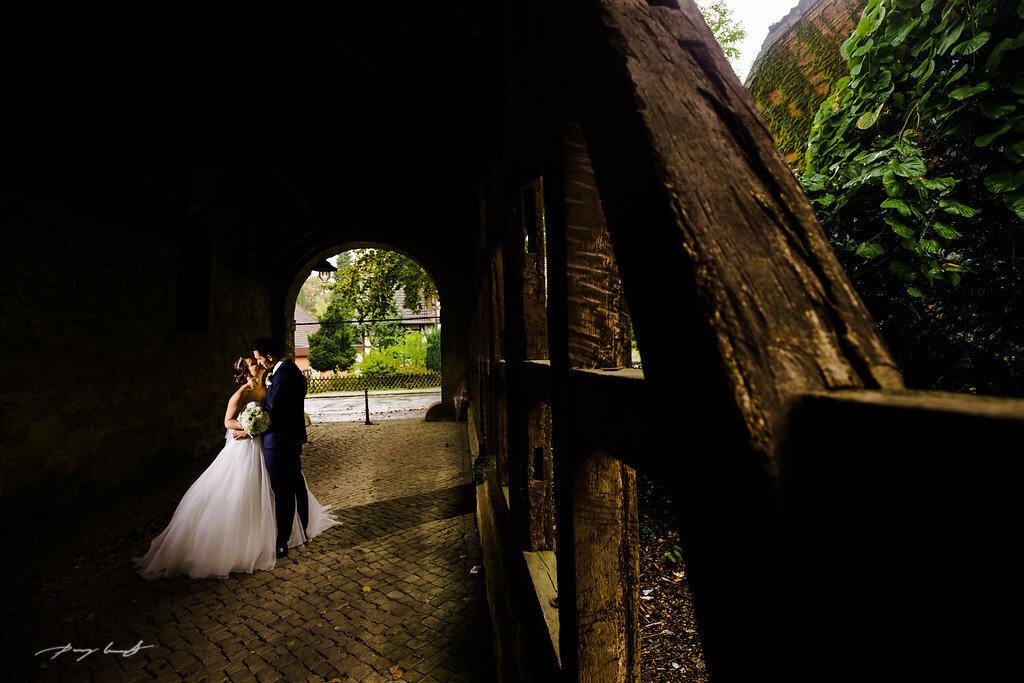 hochzeitsfotografie brautpaar schloss wolfsburg fotograf