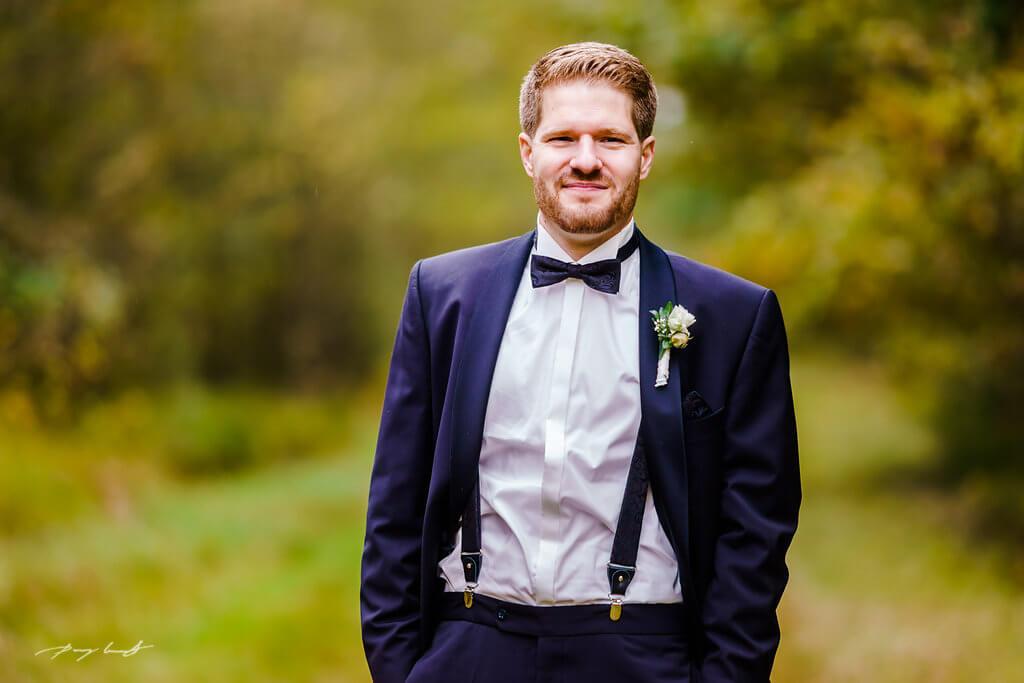 bräutigam hochzeitsshooting hochzeitsfotograf pattensen im feld